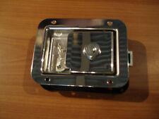 NEW S S LOCKABLE PADDLE LATCH LOCK TOOL BOX CATCH