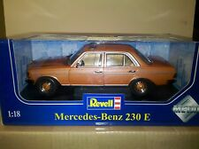 REVELL MERCEDES 230E W123  1:18 New Color! Now Sold Out! Last One!