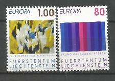 Cept / Europa  1993  Liechtenstein  **