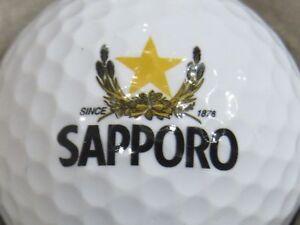 3 Dozen (Sapporo LOGO) Taylor Made Tour Preferred Mint Golf Balls + FREE TEES