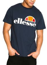 ellesse Prado T-shirt in 7 Colours M Navy