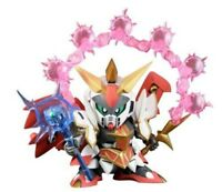 NEW SDX SD Gundam Gaiden Wizard Nu Gandam Figure Bandai