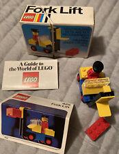 New ListingVintage Classic Lego #425 For Lift Figurine Kit in Original Box