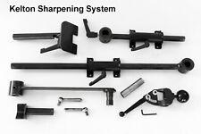 Wood Turning Tool Sharpening System by Kel McNaughton