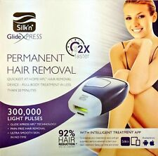 Silk'n Glide Xpress 300,000 Permanent Hair Removal HPL Device 300K - AUTHENTIC