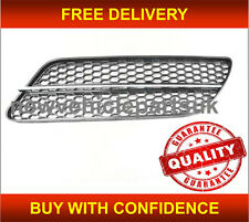 ALFA ROMEO 147 2007-2011 FRONT BUMPER GRILLE PASSENGER SIDE INSURANCE APPROVED