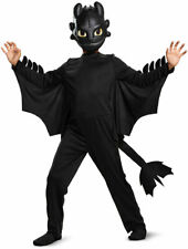 Licensed How To Train Dragon Toothless Classic Movie Costume Child Boys 87880