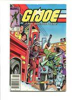 GI JOE #17 A Real American Hero! Marvel Comic Book ~ VF FREE SHIPPING!