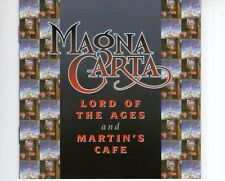 CD MAGNA CARTA	lord of ages AND martin's cafe	EX- (A1703)