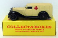 Vintage Dinky 30F - Ambulance Post War - Beige