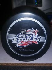 LNH 2009 MATCH des ETOLES MONTREAL-NEW in Original Container