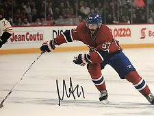 Max Pacioretty Signed Autographed 8x10 Photo Montreal Canadians Stanley Cup Coa