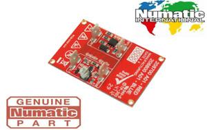 GENUINE NUMATIC Henry Hetty HET200 2 Speed HI LO Control PCB Module 4 Tag 208428