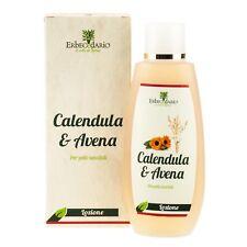 Lozione detergente viso e occhi uomo donna Calendula & Avena Erbecedario