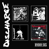 Discharge - 198085 (Clamshell Boxset) [CD]