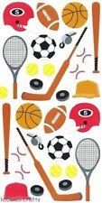 Pegatinas y plantillas de pared deportes para el hogar