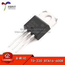 5PCS X BTA16-600B bidirectional thyristor TO-220