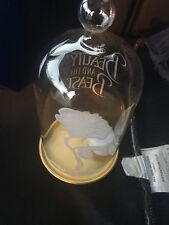 Dsf Promotional Grand Trading Event Beauty And The Beast Glass Dome