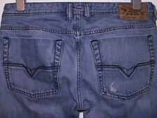 Diesel Stonewashed Bootcut Jeans for Men