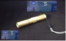 QUALITY UV TORCH 365NM, CHARGER,UV GLUE CURING, PAINT MONEY CHECKING, 1