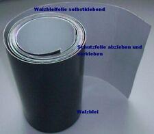 Walzblei Folie selbstklebend 100 x 20,0 cm x 1,0 mm Blei Dach First Basteln Haus