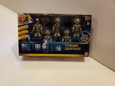 Doctor Who Cybermen 5 pack by Underground Toys (Character Building)