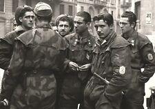 Poster X Decima MAS WW2 War Junio Borghese Fascismo RSI Repubblica Sociale SS
