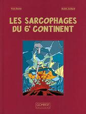 Album de Luxe Blake et Mortimer Les Sarcophages du 6e continent - Tome 2 Gomb-R