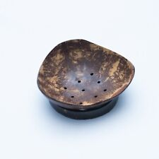 Coconut Shell Soap Dish Holder ECO FRIENDLY 100% HANDMADE Natural Reusable