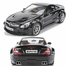 mercedes benz amg sl 65 Radio Controlled Model Car RC with Light Licensed