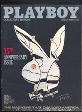 Playboy january 1989 ed.USA  Annniversary Issue