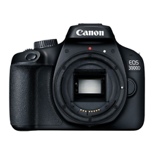 Cámara SLR Canon EOS 3000D 18.0MP Digital cuerpo