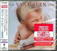 VAN HALEN-1984-JAPAN CD C68