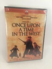 Once Upon A Time In The West - Special Collector's Edition Dvd Rare Sealed