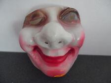 Vintage années 70/80 masque pour enfant Carnaval Type Comedia Del Arte (Festa)