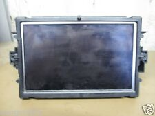 MERCEDES C-CLASS W204 (FITS VARIOUS) SAT-NAV SCREEN / DISPLAY UNIT - 1729016500