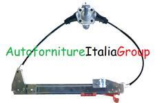 ALZAVETRO ALZACRISTALLI POSTERIORE SX MANUALE FIAT GRANDE PUNTO 05> 2005>