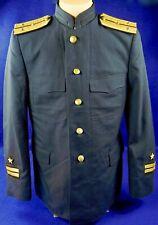 Soviet Russian Russia Ussr Ww2 Vintage Model 1943 Navy Officer's Tunic Uniform