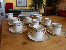 C1913 Foley China E. Brain & Co. Ltd Art Nouveau Part Tea Set 27 Pieces