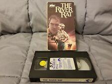 The River Rat (1984) -VHS Tape- Adventure / Crime -Tommy Lee Jones-Brian Dennehy