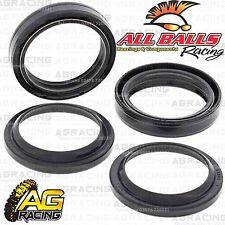 All Balls Fork Oil & Dust Seals Kit For Honda CR 480 1982 82 Motocross Enduro