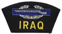 Iraq War CIB Combat Infantry Badge Iron on Hat Patch HONFLB1798 F1D12A