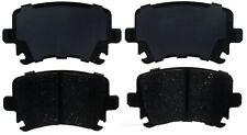Disc Brake Pad Set-Ceramic Rear ACDelco Pro Brakes 17D1108C