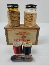 Vintage Herters Waseca Minnesota Usa fishing Rod Repair Kit (lot#8361)