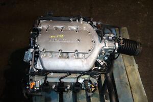 JDM Honda Accord J30A V6 SOHC 3.0L iVTEC Complete Engine Motor 2003-2007 #5728