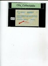 A003  #  MALAYA MALAYSIA (IRC) MINT INTERNATIONAL REPLY COUPON RM 2