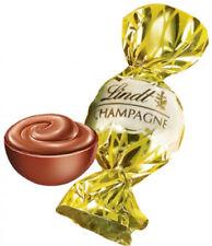 Lindt MARC DE CHAMPAGNE MILK CHOCOLATE TRUFFLES (Lindor) present gift