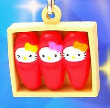 Hello Kitty X Hakata Roe Pack Swarovski Elements Crystal Japan Charm Pendant