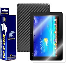 ArmorSuit MilitaryShield ASUS Transformer Pad TF701T Screen + Black Carbon Fiber