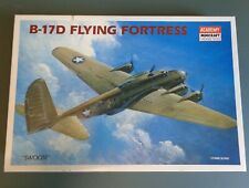 "ACADEMY #1683 B-17D FLYING FORTRESS ""SWOOSE""  - 1/72 SCALE"
